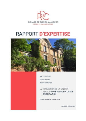 Rapport d'expertise